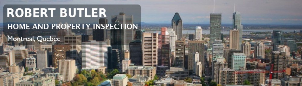 Montreal Home Inspection – Aspect Inspection – Robert Butler